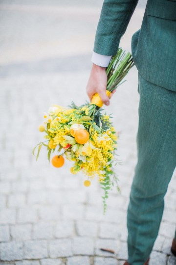 Tangerine and Turquoise Portugal Wedding Inspiration – Edgar Dias Photography 16