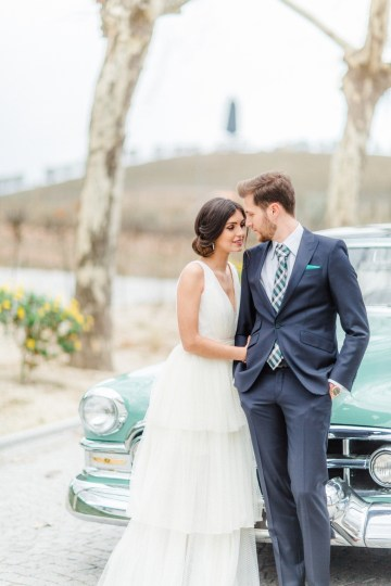Tangerine and Turquoise Portugal Wedding Inspiration – Edgar Dias Photography 27