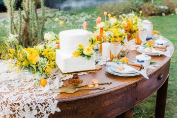 Tangerine and Turquoise Portugal Wedding Inspiration – Edgar Dias Photography 36
