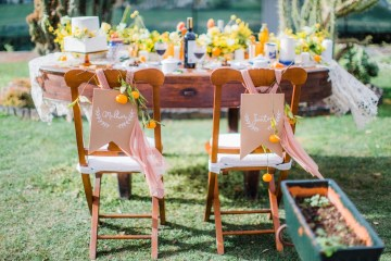 Tangerine and Turquoise Portugal Wedding Inspiration – Edgar Dias Photography 38