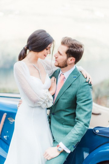 Tangerine and Turquoise Portugal Wedding Inspiration – Edgar Dias Photography 4