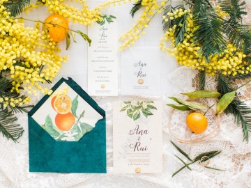 Tangerine and Turquoise Portugal Wedding Inspiration – Edgar Dias Photography 41