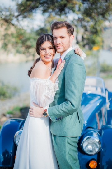 Tangerine and Turquoise Portugal Wedding Inspiration – Edgar Dias Photography 8