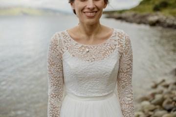 Wild & Adventurous Isle of Skye Elopement   Your Adventure Wedding 11