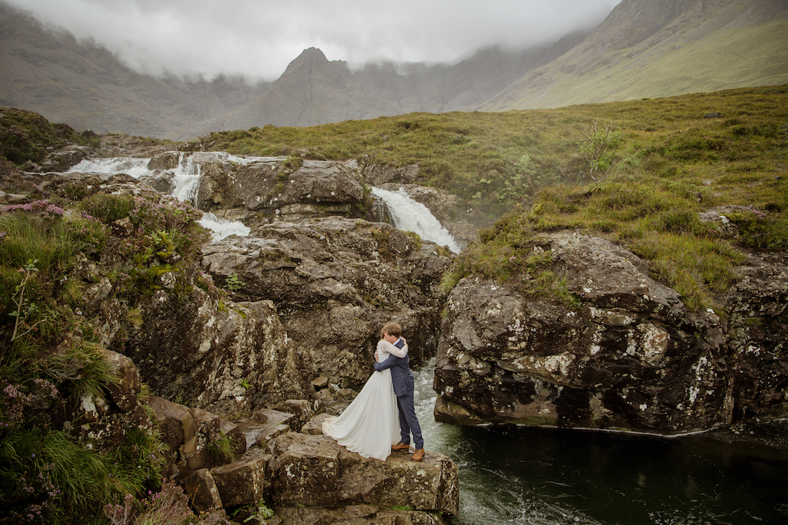 Wild & Adventurous Isle of Skye Elopement | Your Adventure Wedding 13