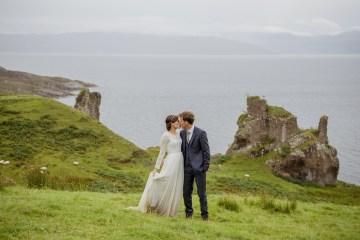 Wild & Adventurous Isle of Skye Elopement   Your Adventure Wedding 15