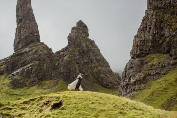 Wild & Adventurous Isle of Skye Elopement   Your Adventure Wedding 16