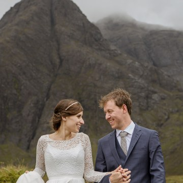 Wild & Adventurous Isle of Skye Elopement | Your Adventure Wedding 26