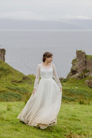 Wild & Adventurous Isle of Skye Elopement   Your Adventure Wedding 30