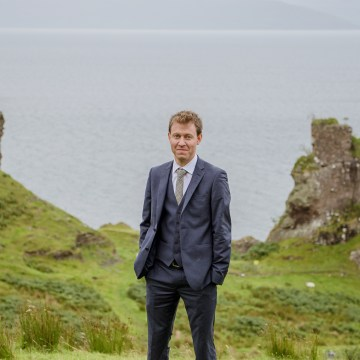 Wild & Adventurous Isle of Skye Elopement | Your Adventure Wedding 31