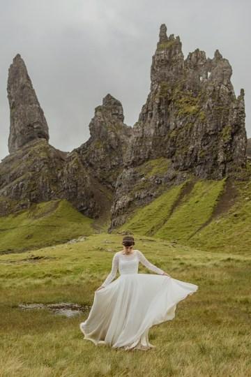 Wild & Adventurous Isle of Skye Elopement   Your Adventure Wedding 36