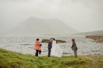 Wild & Adventurous Isle of Skye Elopement   Your Adventure Wedding 8