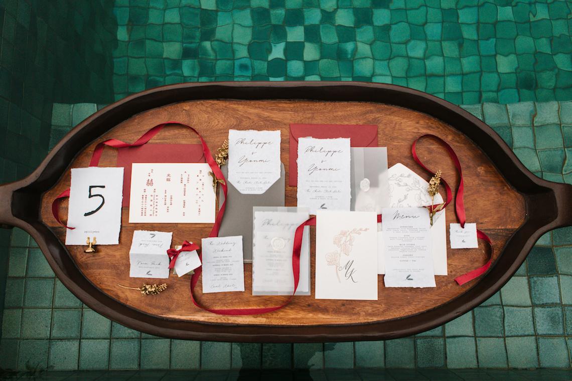 Zen Balinese Wedding Inspiration With A Dazzling Tiara | Nej Photo | Chere Weddings 10