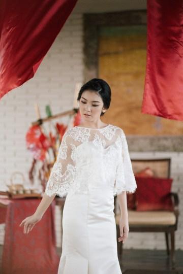 Zen Balinese Wedding Inspiration With A Dazzling Tiara   Nej Photo   Chere Weddings 20