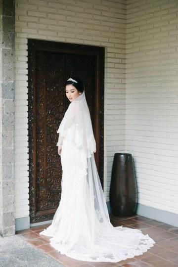 Zen Balinese Wedding Inspiration With A Dazzling Tiara | Nej Photo | Chere Weddings 24