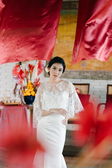 Zen Balinese Wedding Inspiration With A Dazzling Tiara   Nej Photo   Chere Weddings 55