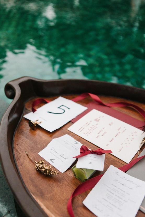 Zen Balinese Wedding Inspiration With A Dazzling Tiara | Nej Photo | Chere Weddings 61