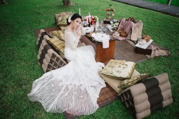 Zen Balinese Wedding Inspiration With A Dazzling Tiara   Nej Photo   Chere Weddings 7