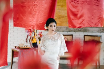 Zen Balinese Wedding Inspiration With A Dazzling Tiara   Nej Photo   Chere Weddings 9