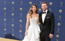 10 Wedding Dresses To Match Your Favorite Emmys Red Carpet Stars – Jessica Biel Justin Timberlake Ralph and Russo