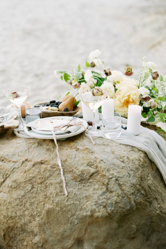 Blackberry and Pear Dreamy Beach Elopement Inspiration – Troy Meikle 13