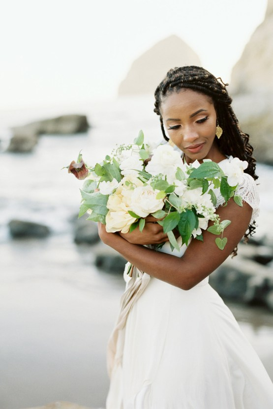 Blackberry and Pear Dreamy Beach Elopement Inspiration – Troy Meikle 23