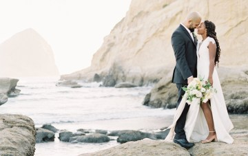 How To Style An Autumn Beach Wedding In The Pacific Northwest