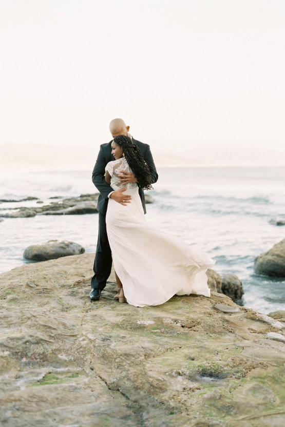 Blackberry and Pear Dreamy Beach Elopement Inspiration – Troy Meikle 6