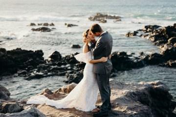 Glamorous and Tropical Hawaiian Wedding Inspiration – Melissa Ergo Photography 13