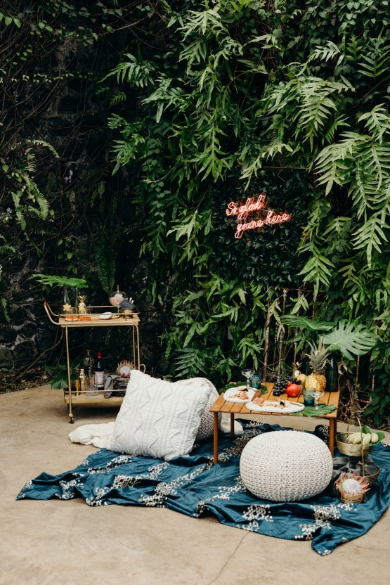 Glamorous and Tropical Hawaiian Wedding Inspiration – Melissa Ergo Photography 32