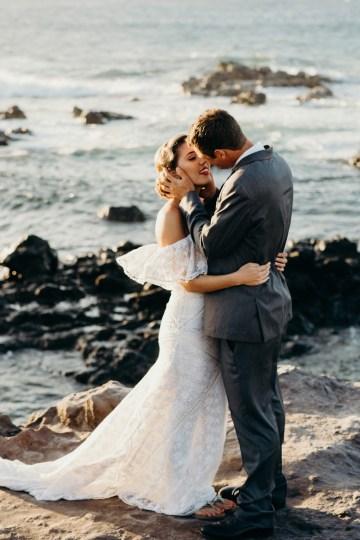 Glamorous and Tropical Hawaiian Wedding Inspiration – Melissa Ergo Photography 48