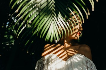 Glamorous and Tropical Hawaiian Wedding Inspiration – Melissa Ergo Photography 9