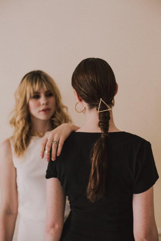 Modern Minimalistic London Wedding Inspiration – Blonde Army – Lisa Jane Photography 24
