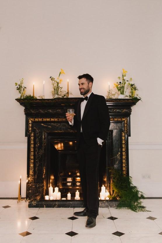 Modern Minimalistic London Wedding Inspiration – Blonde Army – Lisa Jane Photography 25