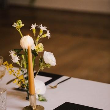 Modern Minimalistic London Wedding Inspiration – Blonde Army – Lisa Jane Photography 33