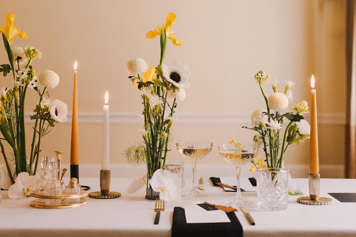 Modern Minimalistic London Wedding Inspiration – Blonde Army – Lisa Jane Photography 5