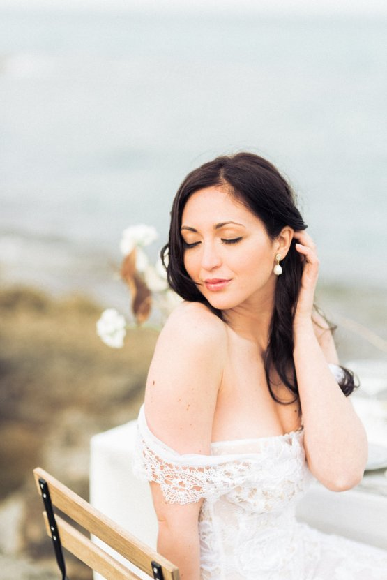 Organic and Foraged Romantic Puglia Wedding Inspiration – Lace and Luce 45