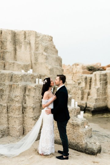 Organic and Foraged Romantic Puglia Wedding Inspiration – Lace and Luce 52