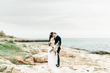 Organic and Foraged Romantic Puglia Wedding Inspiration – Lace and Luce 6
