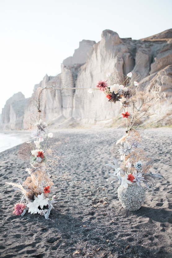 Seashell Wedding Ideas From The Beaches Of Greece – George Liopetas 12