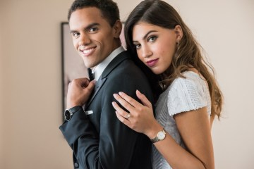 The Perfect Groom Groomsmen and Bridesmaid Gifts – Movado Watches – Kay Jewelers – Aisle Society 2