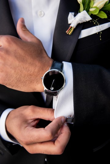 The Perfect Groom Groomsmen and Bridesmaid Gifts – Movado Watches – Kay Jewelers – Aisle Society 45