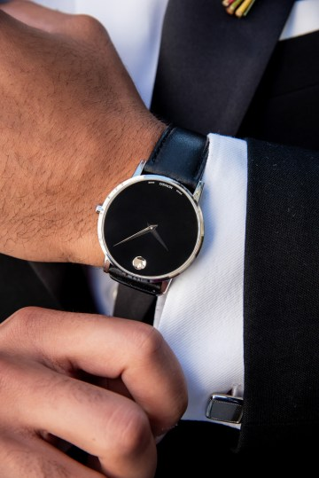 The Perfect Groom Groomsmen and Bridesmaid Gifts – Movado Watches – Kay Jewelers – Aisle Society 47