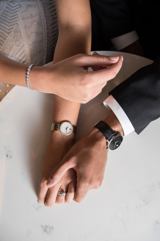 The Perfect Groom Groomsmen and Bridesmaid Gifts – Movado Watches – Kay Jewelers – Aisle Society 68