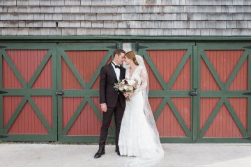 Warm Fall Catskills Wedding With Ceremony Sparklers – Christina Lilly Photography – Buds of Brooklyn 3