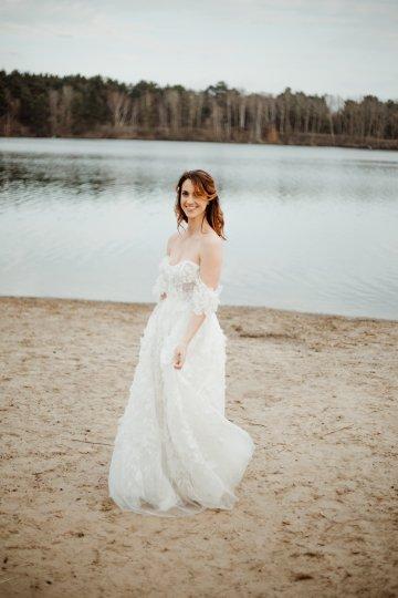 Beach Boho Wedding Inspiration With Agate Ideas – Stefanie Lange 14