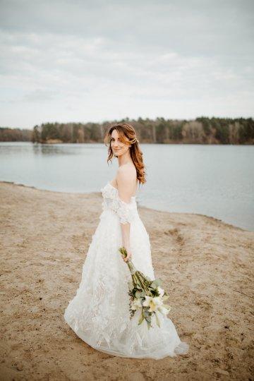 Beach Boho Wedding Inspiration With Agate Ideas – Stefanie Lange 15