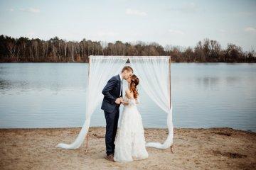 Beach Boho Wedding Inspiration With Agate Ideas – Stefanie Lange 2