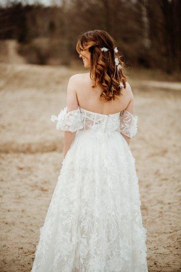 Beach Boho Wedding Inspiration With Agate Ideas – Stefanie Lange 29