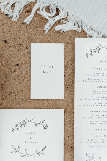 Beach Boho Wedding Inspiration With Agate Ideas – Stefanie Lange 39